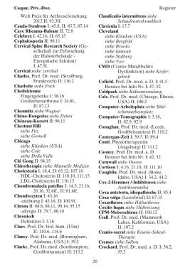 Page 20 - ARTHROSE-INFO NR  1 – 116